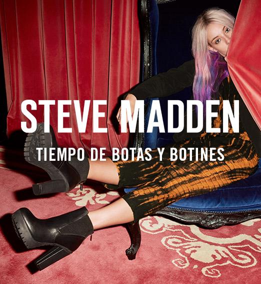 Peru Email Promo. Steve Madden ...