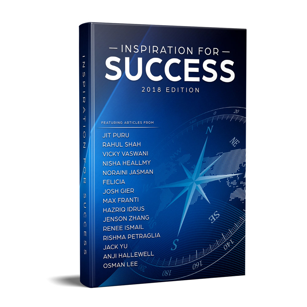 Inspiration For Success: 2018 Edition (ebook)