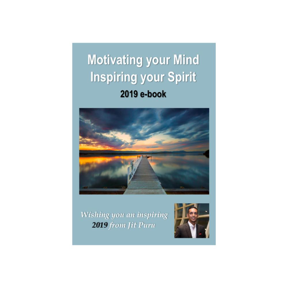 Motivating Your Mind - Inspiring Your Spirit 2019