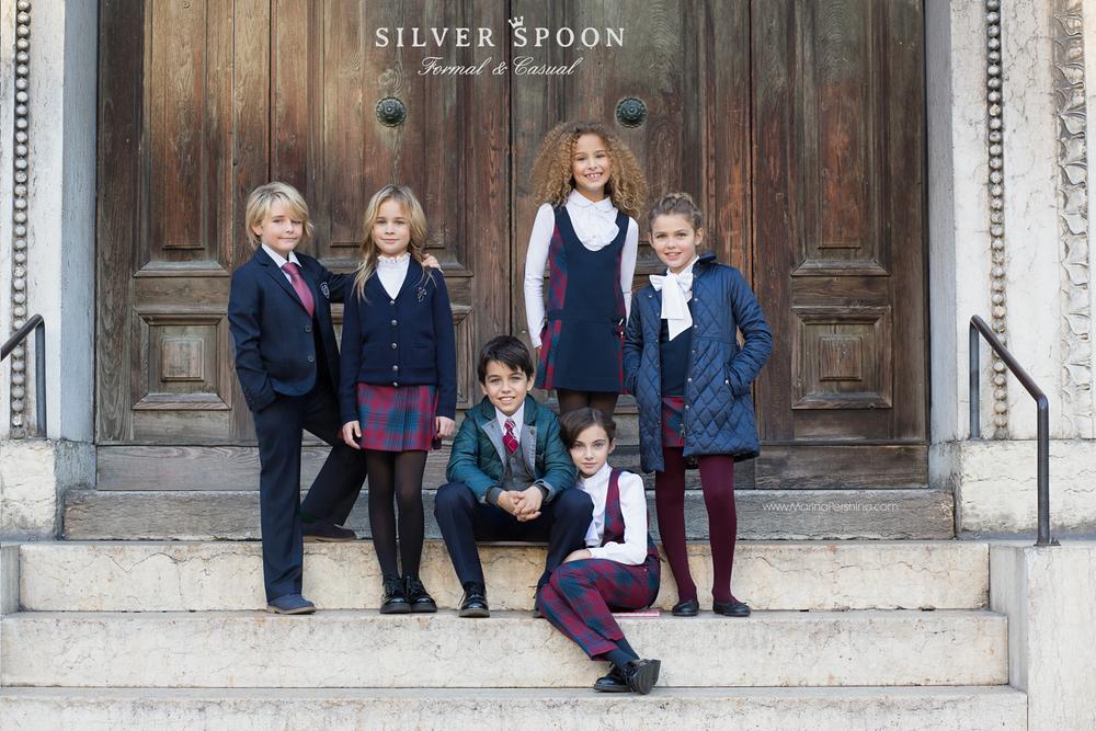 Silver Spoon (school 2015-16)  Verona ITALY