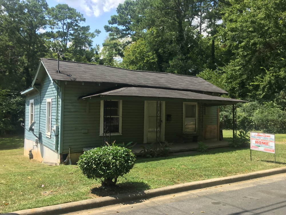 PROPERTY # 105: SELLING ABSOLUTE--SFR Brick Home located at 351Ross St (J13J-041) - This home features 3 Bedrooms, 1 bath, Central Heat & Air and Large Lot—Coosa School DistrictZoned HTRPreviously Rented for: $450Property Taxes: $363