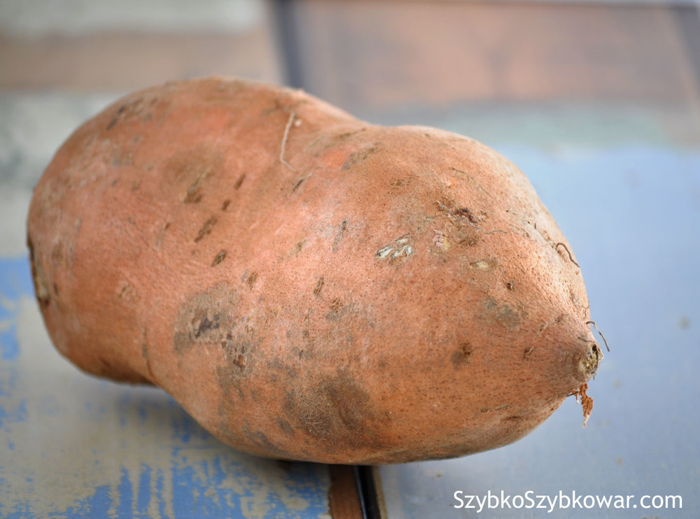 Batat (słodki ziemniak).