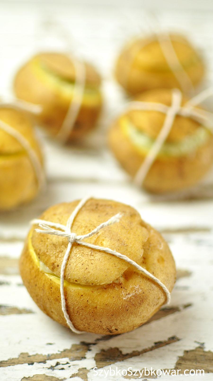Ziemniaki przed gotowaniem.