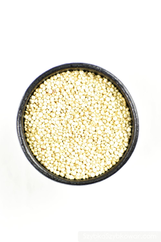 Sucha kasza quinoa