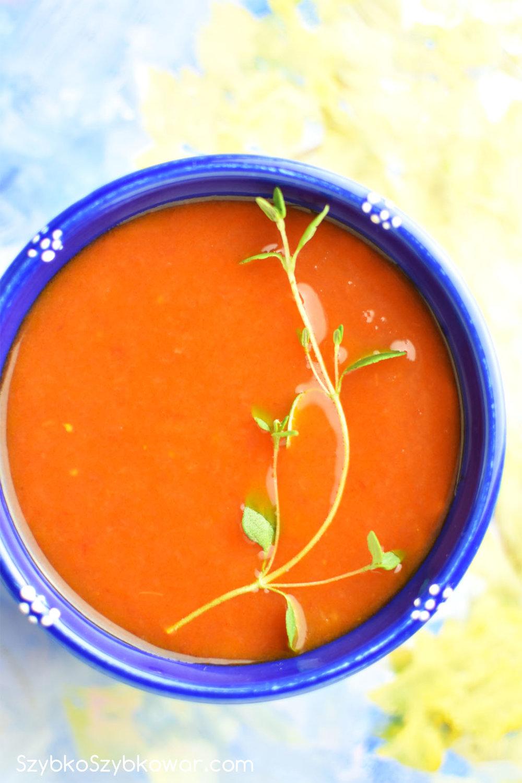 Przecier pomidorowy.