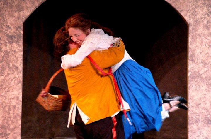 Micaëla at Opera in the Ozarks