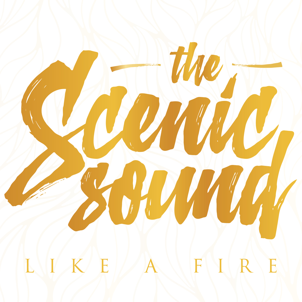 """Like A Fire"" Digital Album Cover"
