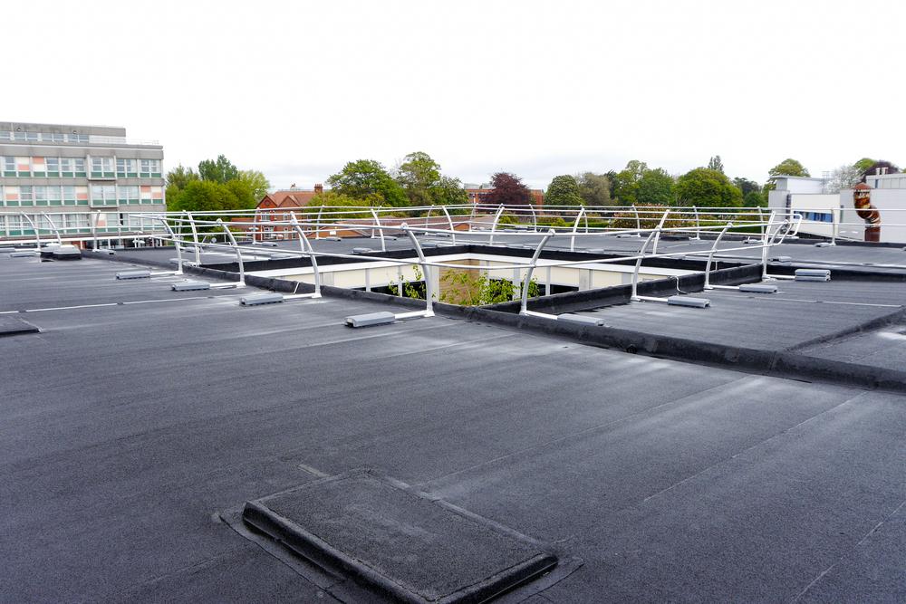 Nort bitumi mineral roof