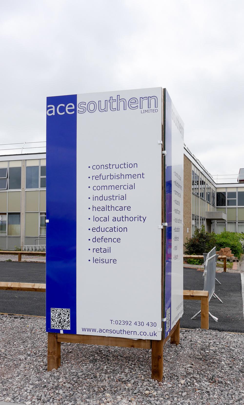 Ace Southern Ltd Signage