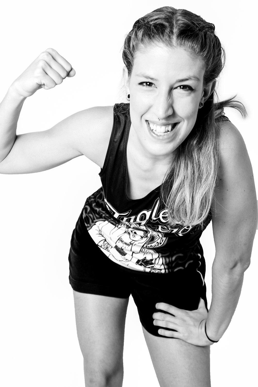 Sharon Strong #12