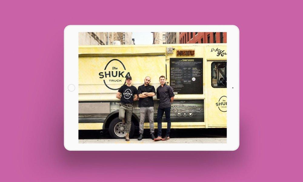 The Shuka Truck -