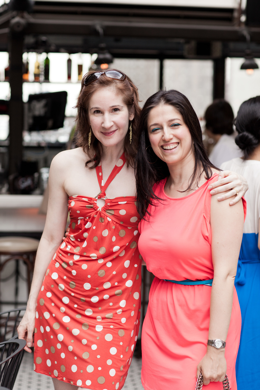 Lovely ladies Karen Wise and Sharon Becker !