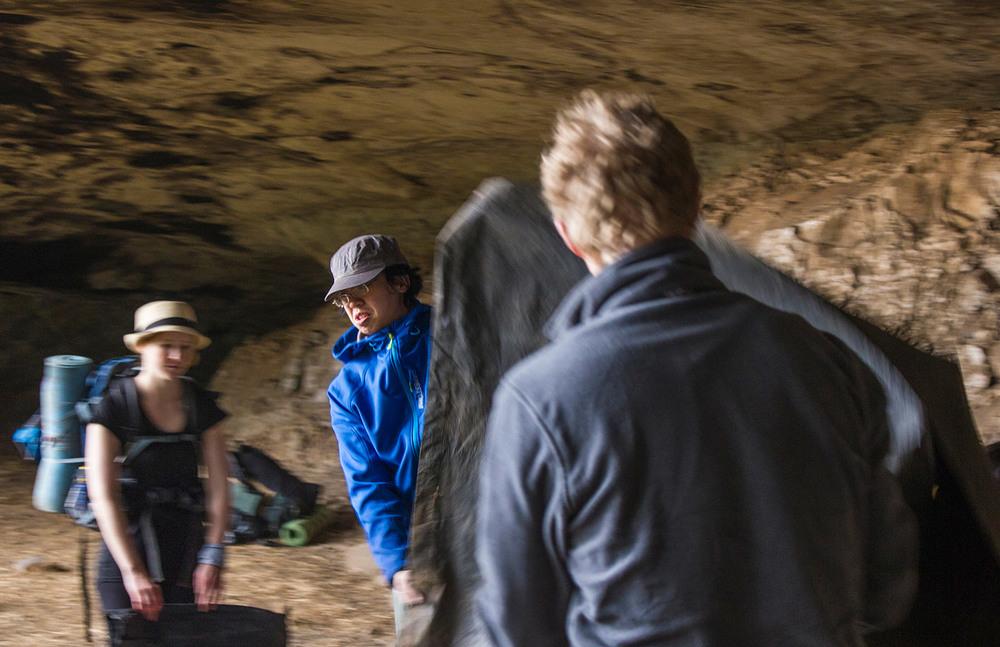 Day 1 – Zulu Cave.