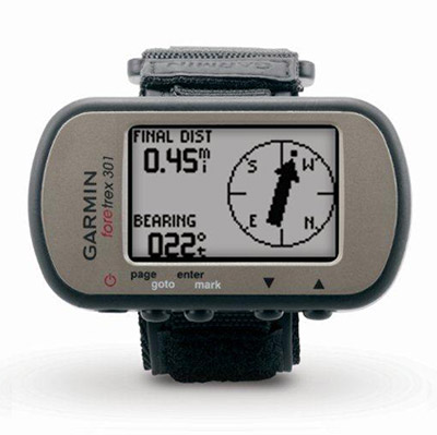 Basic wrist-worn GPS.