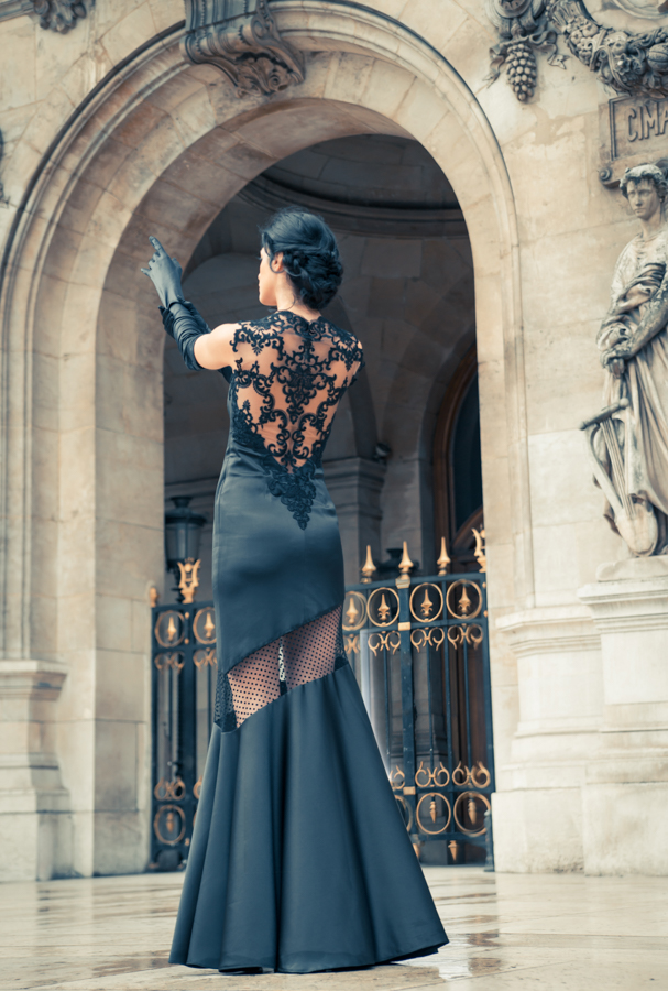 Βραδυνό φόρεμα ALKMINI