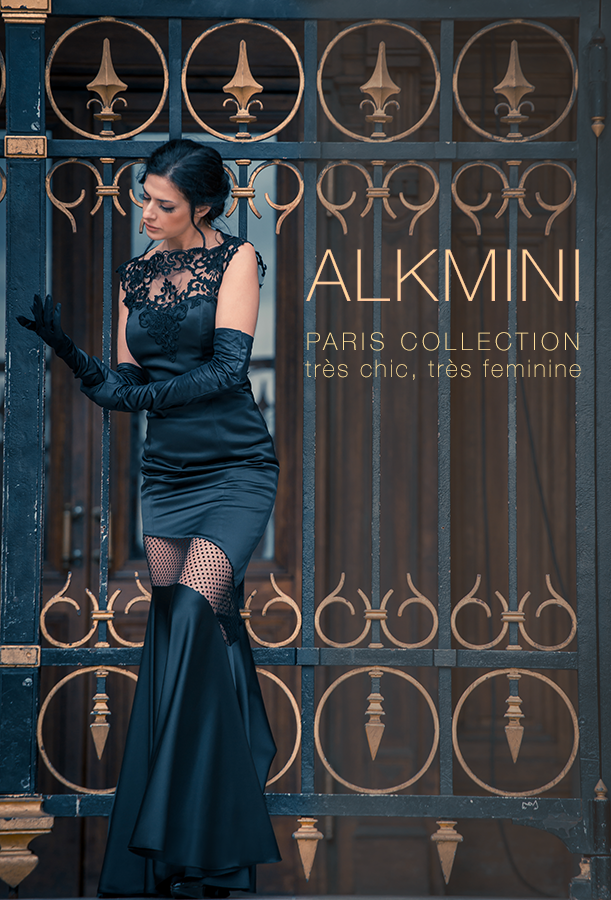 Black dress ALKMINI