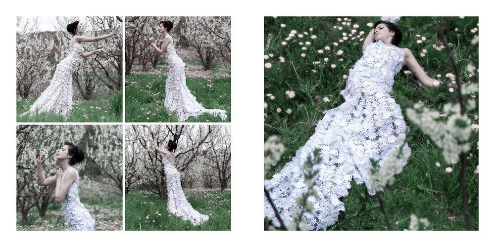 Νυφικό φόρεμα Alkmini
