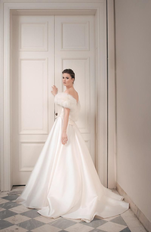 a3f6081c2c3c Νυφικό φόρεμα ALKMINI