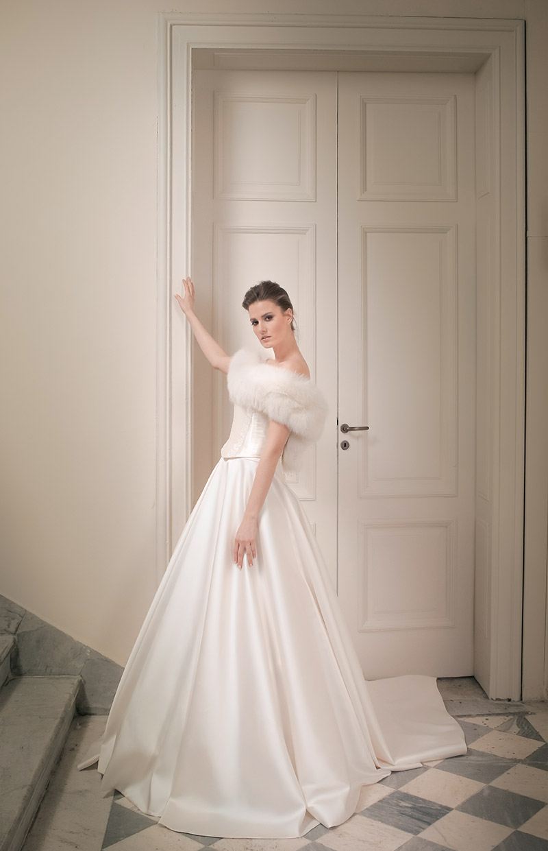 Νυφική κολεξιόν ALKMINI - Bridal Collection by ALKMINI
