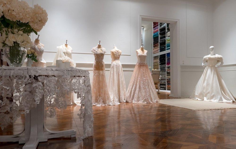 ALKMINI atelier - Bridal Room