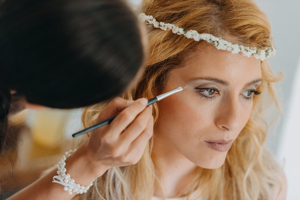 Bridal Make Up (Real Brides by ALKMINI)