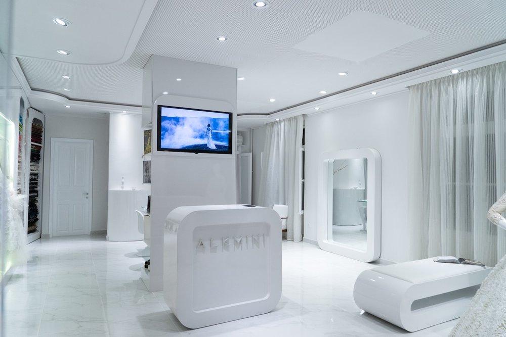 Inside Alkmini atelier Edessa