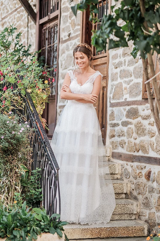 ALKMINI Bridal dress