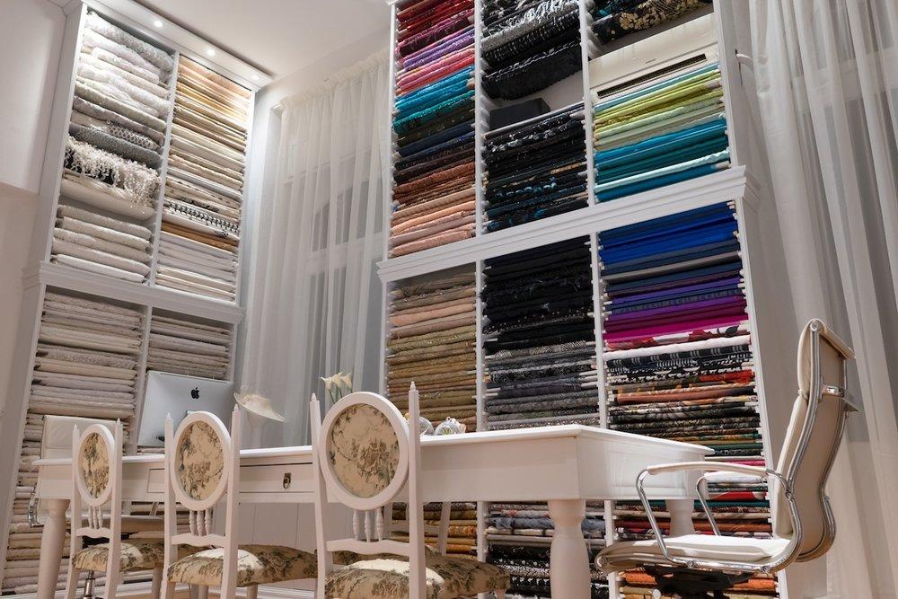 Laces & Fabrics ALKMINI