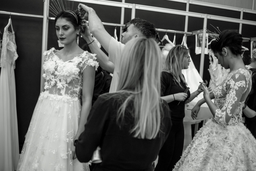 048cf408d67b Bridal Show Backstage