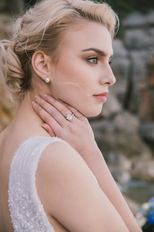 Make up Elissavet, Photography Maria Mintsidou