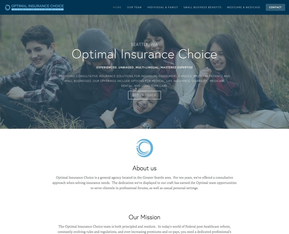 Optimal Insurance Design