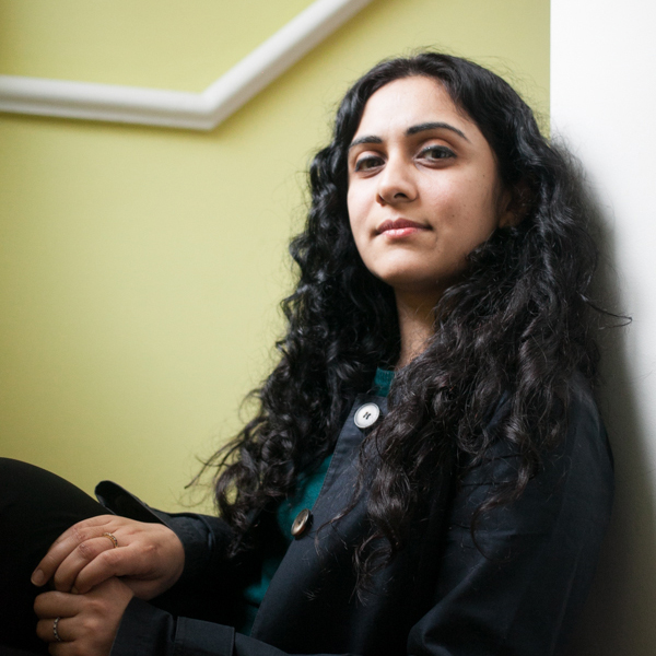 Divya Ghelani, Writer and Typewriter Enthusiast