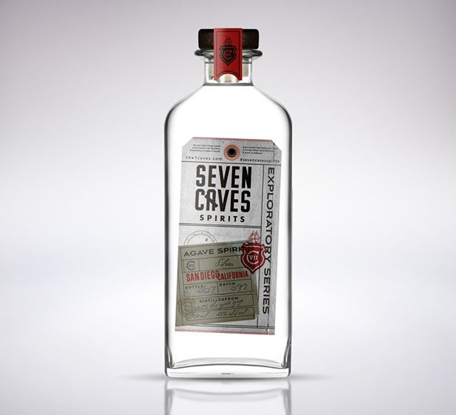 "Today marks the second anniversary of @sevencaves becoming a legal craft distillery!!! With this news, we get the pleasure of announcing our BRAND NEW line of spirits: The Exploratory Series.⠀⠀⠀⠀⠀⠀⠀⠀⠀ ⠀⠀⠀⠀⠀⠀⠀⠀⠀ Our first ""exploration"" is our silver agave spirit made from 5 different raw agave nectar! This unbelievable agave spirit will be in bottles and for sale by mid-August! ⠀⠀⠀⠀⠀⠀⠀⠀⠀ ⠀⠀⠀⠀⠀⠀⠀⠀⠀ Who else is as excited as we are?! ⠀⠀⠀⠀⠀⠀⠀⠀⠀ -⠀⠀⠀⠀⠀⠀⠀⠀⠀ -⠀⠀⠀⠀⠀⠀⠀⠀⠀ -⠀⠀⠀⠀⠀⠀⠀⠀⠀ -⠀⠀⠀⠀⠀⠀⠀⠀⠀ #sevencaves #sevencavesdistillery #sevencavestastingroom #sevencavessandiego #youstaythirstysd #sandiegobarscene #graintoglass #sandiegodistilling #distillery #distilling #gin #whiskeylover #ginlover #tequilalover #vodkarevolution #sandiegodrinking #sandiegofoodbloggers #sandiegofoodie #sandiegofood #sdfoodie #sdfoodies #sandiegofoodies  #drinksandiego  #drinkstagram  #sandieogeater #zagat #coastcreative  #tequila  #exploratoryseries #sandiegodistillery"