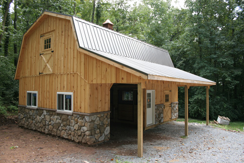 Horse Barns R Amp G Services
