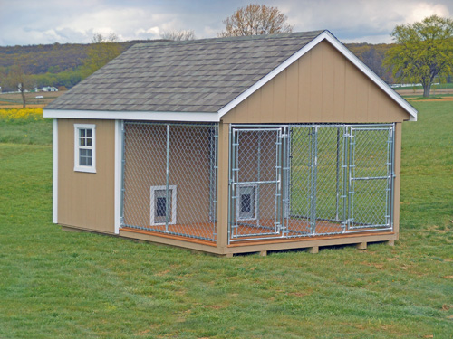 Dog Houses And Shelters : Chicken coops dog shelters r g services