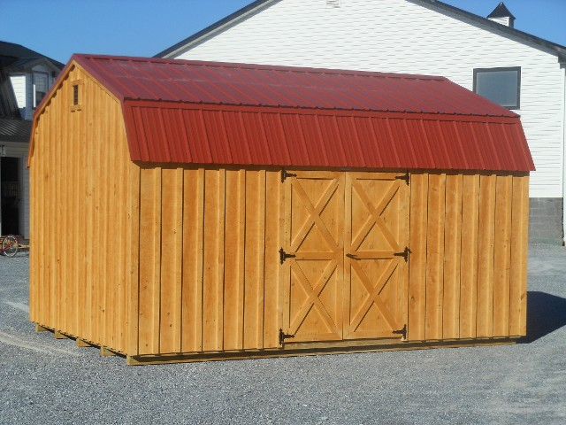 10'x16' Dutch Barn