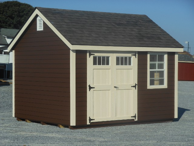 A-Frame Style Shed
