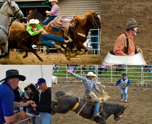Rodeo & Chili Cook Off at Shawnee