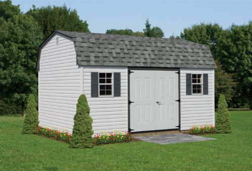 Dutch Barn Style Shed
