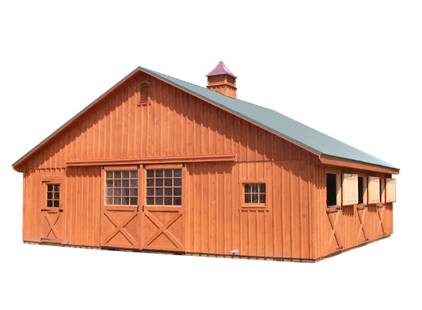 Kennecbec Modular Barn