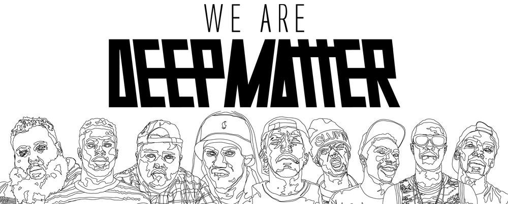 DeepMatter Original Home Page