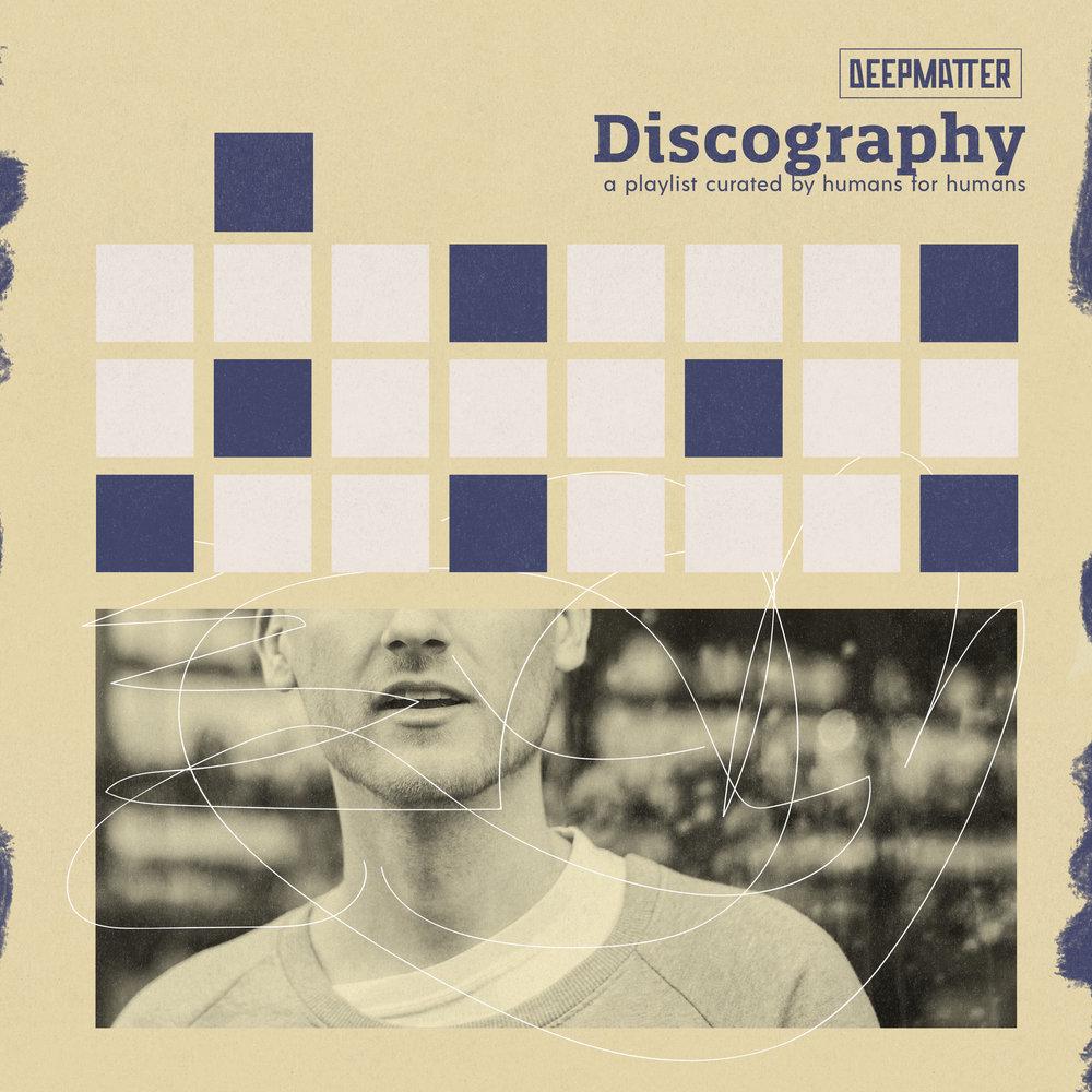 - DeepMatter, The Discogrpahy
