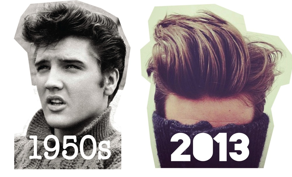 Astounding Fifties Hairstyles For Men 596 50S Hairstyles Men Dis Short Hairstyles Gunalazisus
