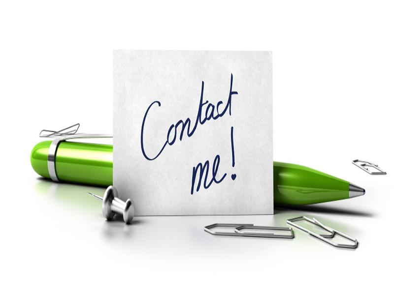 Contact & Social Media