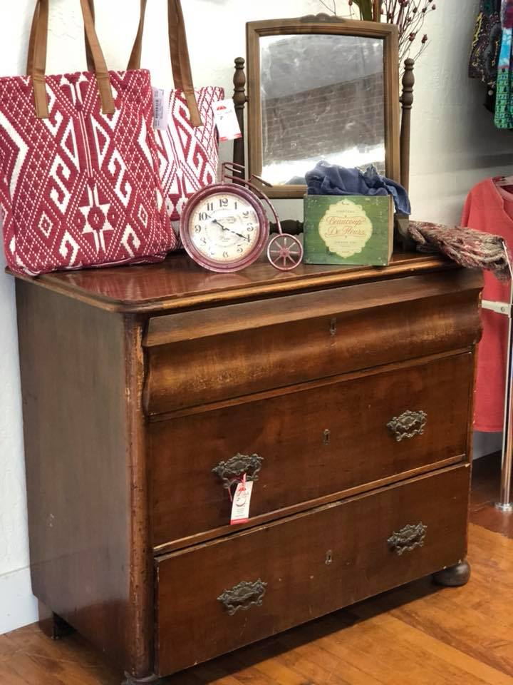 Antique Dresser $295