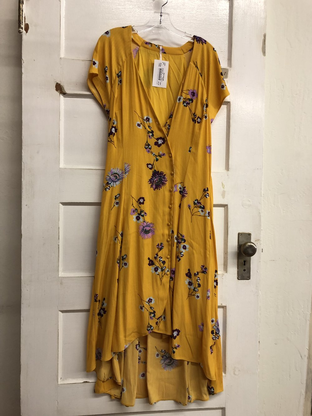 Free People Floral Maxi - Large