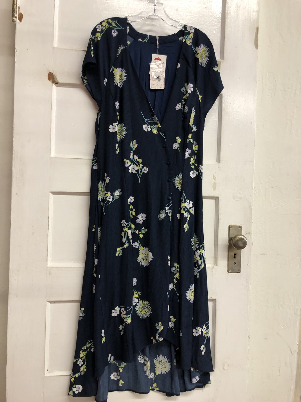 Free People Floral Maxi -Large