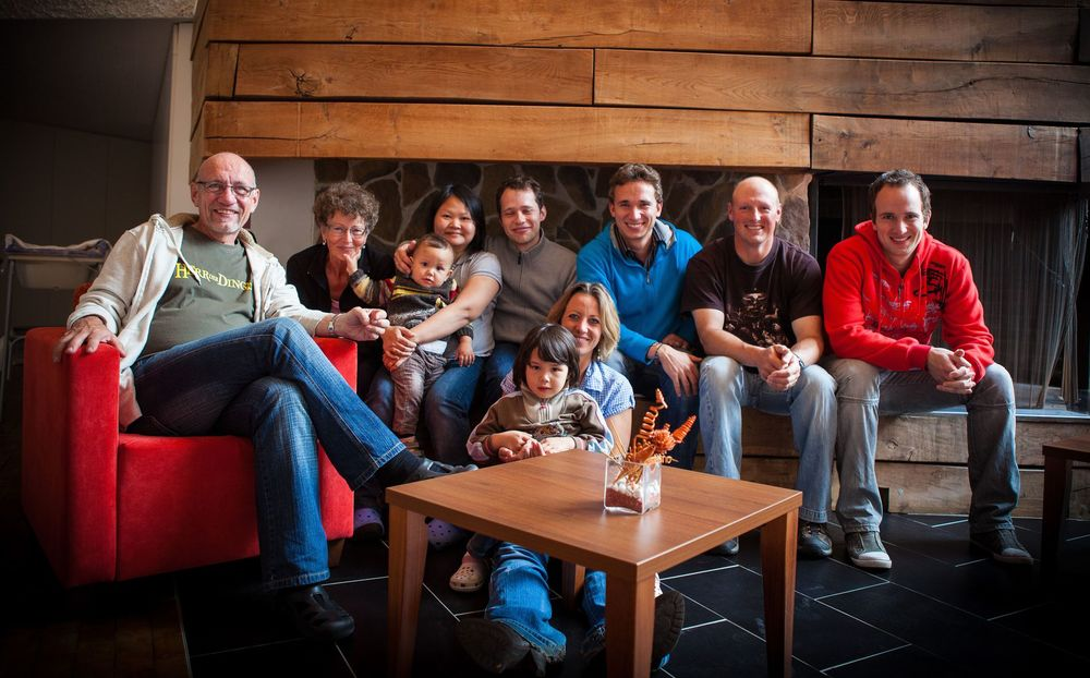 Unsere Familie 2012