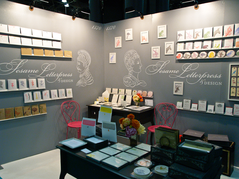 National-Stationery-Show-Sesame-Letterpress3