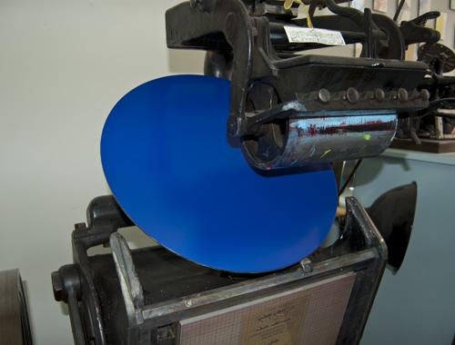 inked press